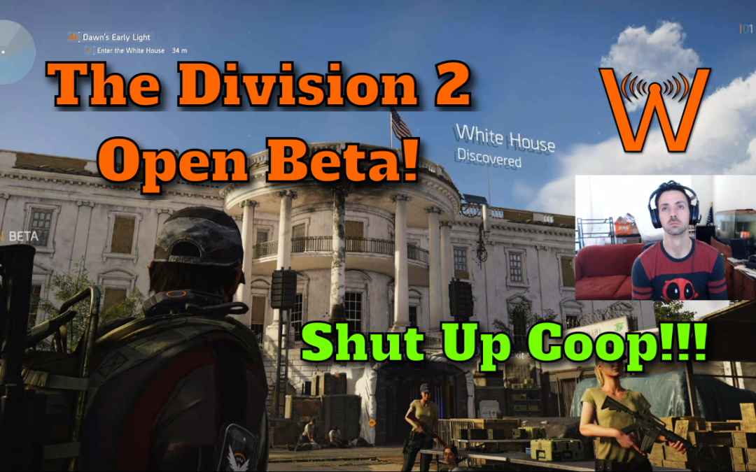 division 2 open beta start time